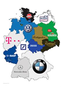 الشركات الألمانية رائدة الأسواق العالمية