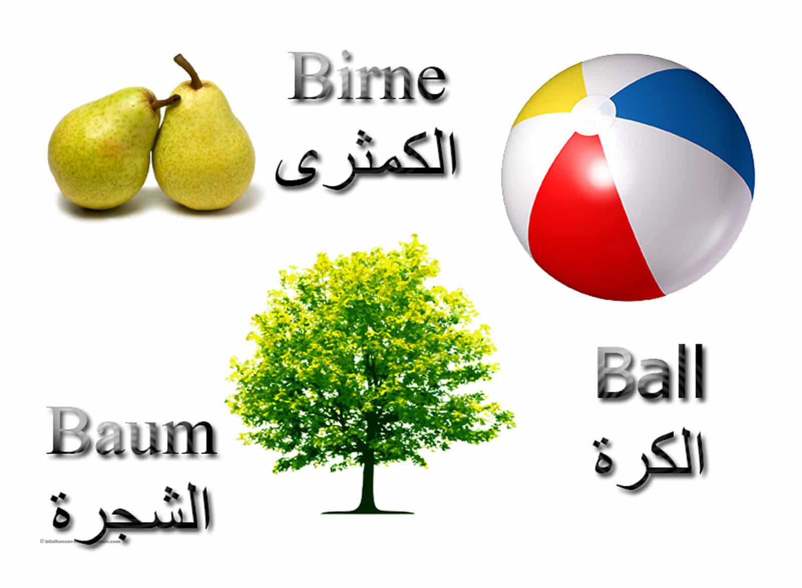 الحروف-الألمانية-حرف-B
