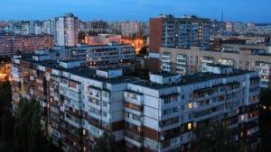 العاصمة برلين وتكدس بلوكات العقارات