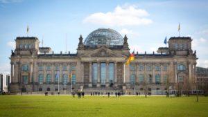مبنى البوندستاج الألمانى