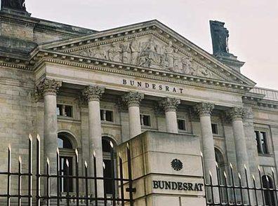 المجلس الاعلى للولايات die Bundesrat