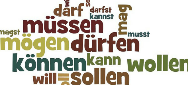 die Modal Verben-أفعال الشكلية المساعدة