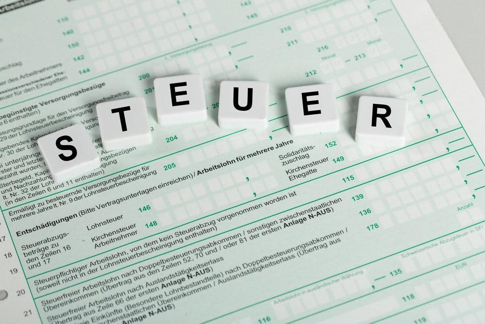 نظام الضرائب فى ألمانيا