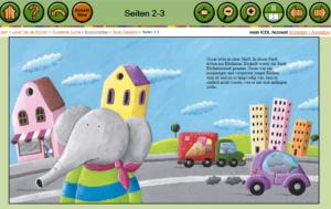 Childrenslibrary-الكتب الالمانية