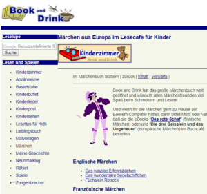 bookanddrink-الكتب الألمانية