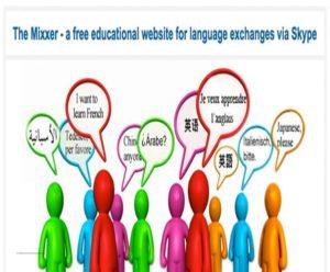 mixxer-language-exchange