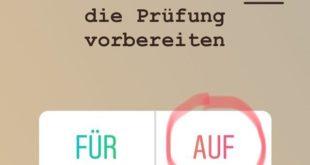 الأفعال الالمانية مع حروف الجر.1