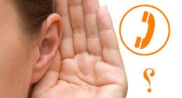 تمرين على فهم محادثة هاتفية ألمانية -تمرينات السماع A1