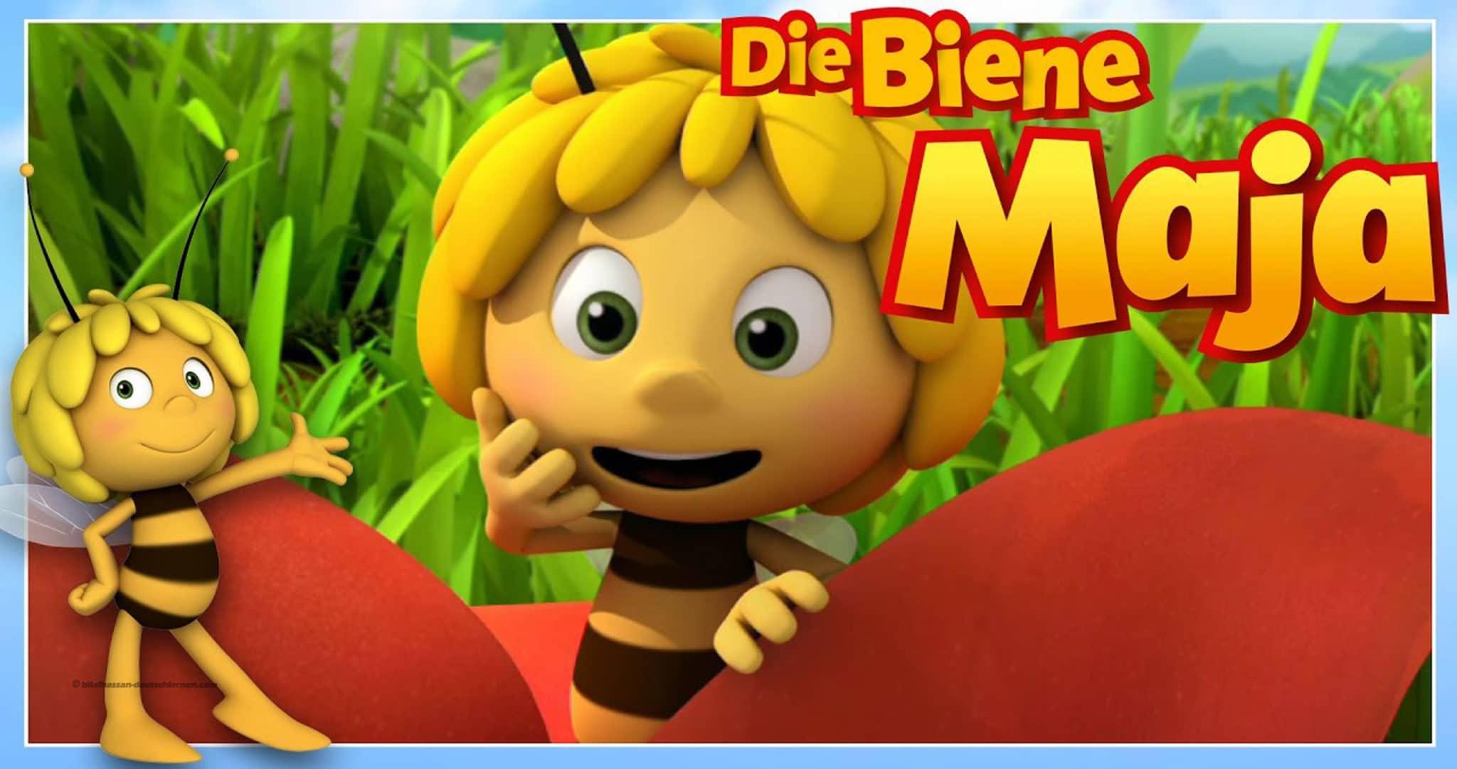 المسلسل-الألمانى-Die-Biene-Maja-مايا-النحلة