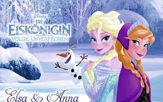 مسلسل الكارتون الألمانى Die Eiskönigin ملكة الثلج