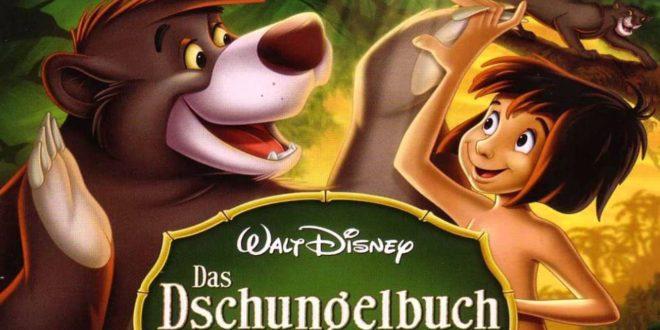مسلسل كارتون ألمانى Das Dschungelbuch كتاب الغابة