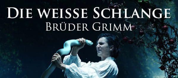 كتب صوتية لتعليم اللغة الالمانية كتاب صوتى Die weiße Schlange الثعبان الأبيض لـ Brüder Grimm