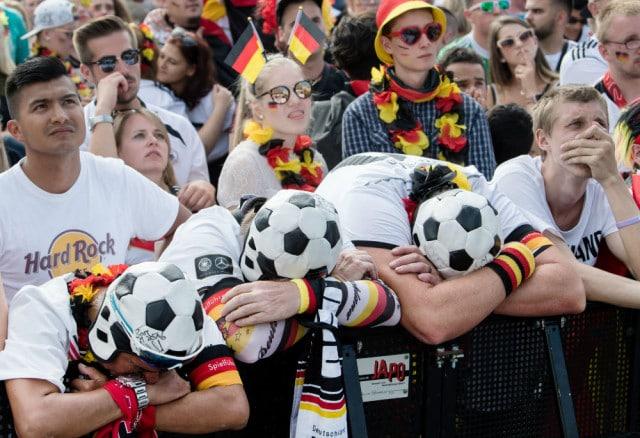 حب الألمان لكرة القدم والتحدث عنها