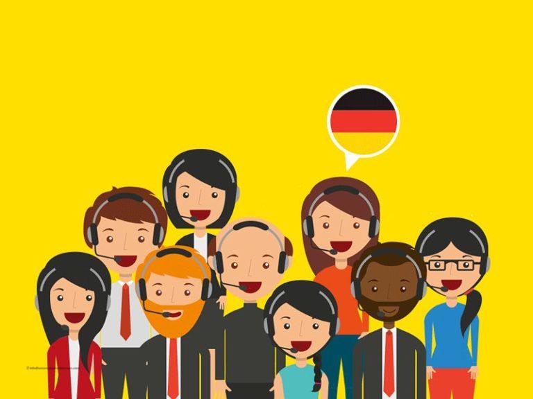 أحسن وظائف لمتحدثى اللغة الالمانية ذات المرتب العالى