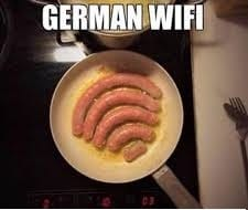 الألمان يحبوا السجق wurst