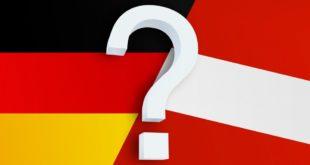 اللهجة النمساوية للغة الألمانية والإختلافات بينها وبين الألمانية