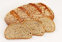 Dreikornbrot-خبز