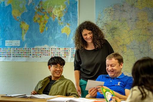 DIE NEUE SCHULE - Sprachschule Berlin