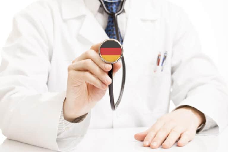 التأمين الصحى وعلاج كورونا للطلاب الأجانب فى ألمانيا
