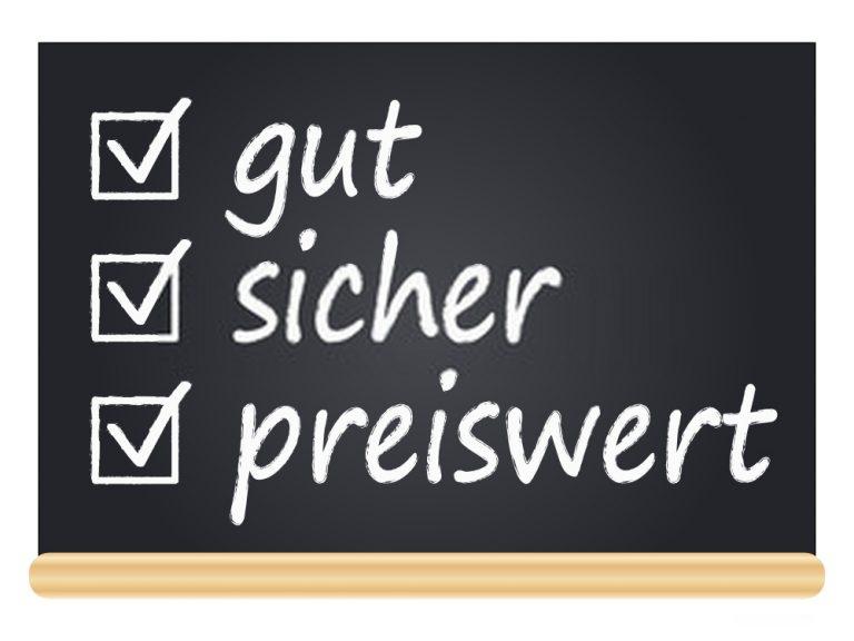 الصفات الألمانية وأضدادها Deutsche Adjektive und ihre Gegenteile تمرين