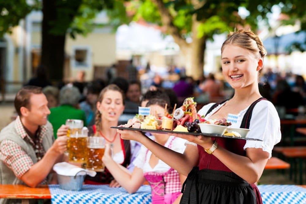 الطعام المفضل لدى الألمان
