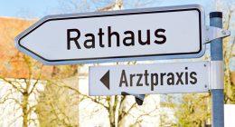 كيفية وصف الطريق باللغة الالمانية Wegbeschreibung عبر باللغة الالمانية