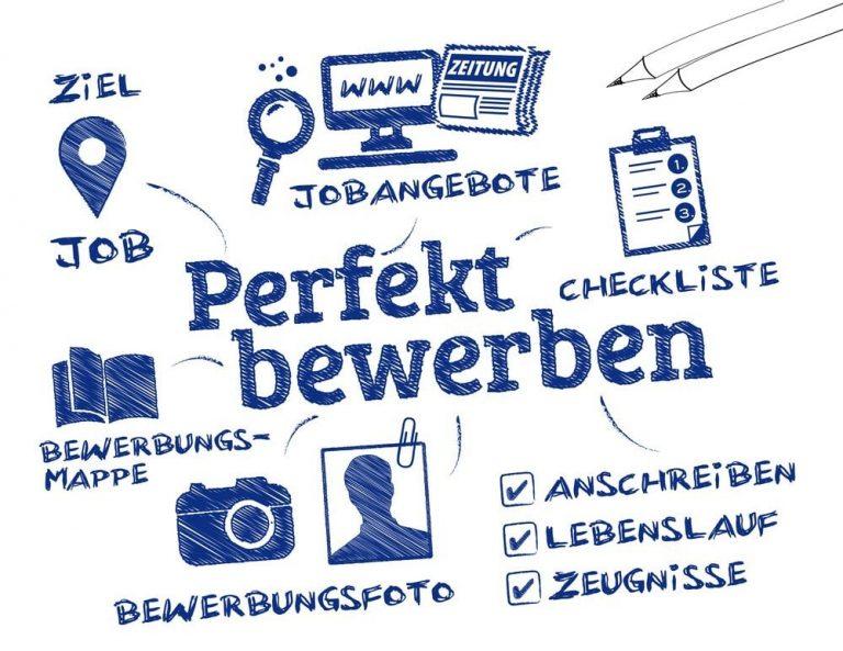 كيفية كتابة bewerbung للعمل بسهوله ونماذج جاهزه للتقديم