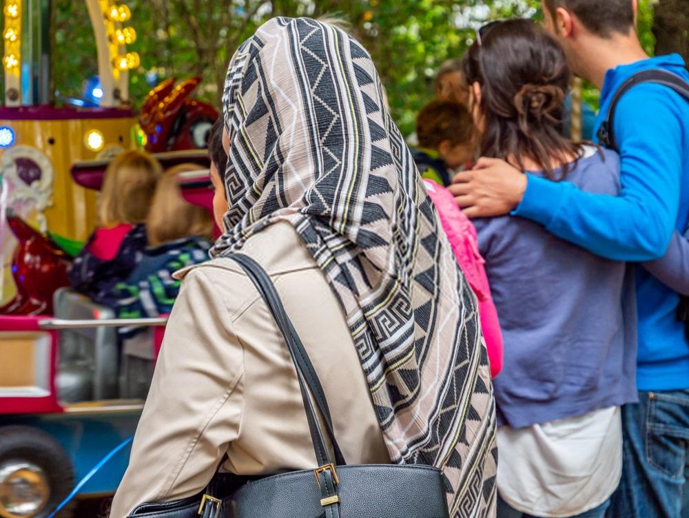 منع الحجاب في ألمانيا